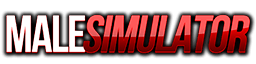 male simulator logo